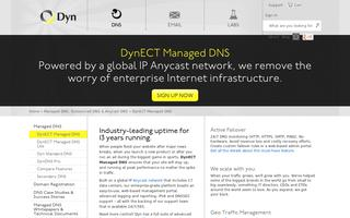 Dynect Managed DNS