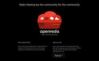 Open Redis