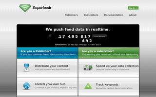 SuperFeedr