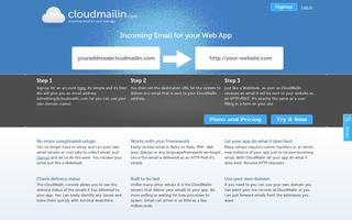 CloudMailin