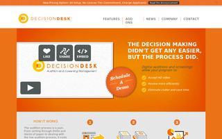 Decision Desk