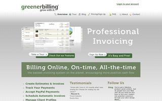 GreenerBilling