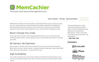 Memcachier
