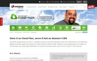 Rackspace Cloud Files